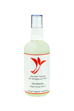 Hot Beauty by Jennifer Young - Night Facial Spritz (100g)
