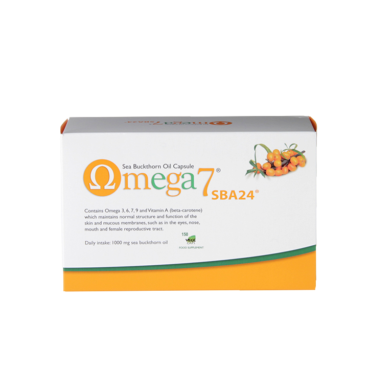 Pharma Nord Omega 7 SBA24 Sea Buckthorn Oil
