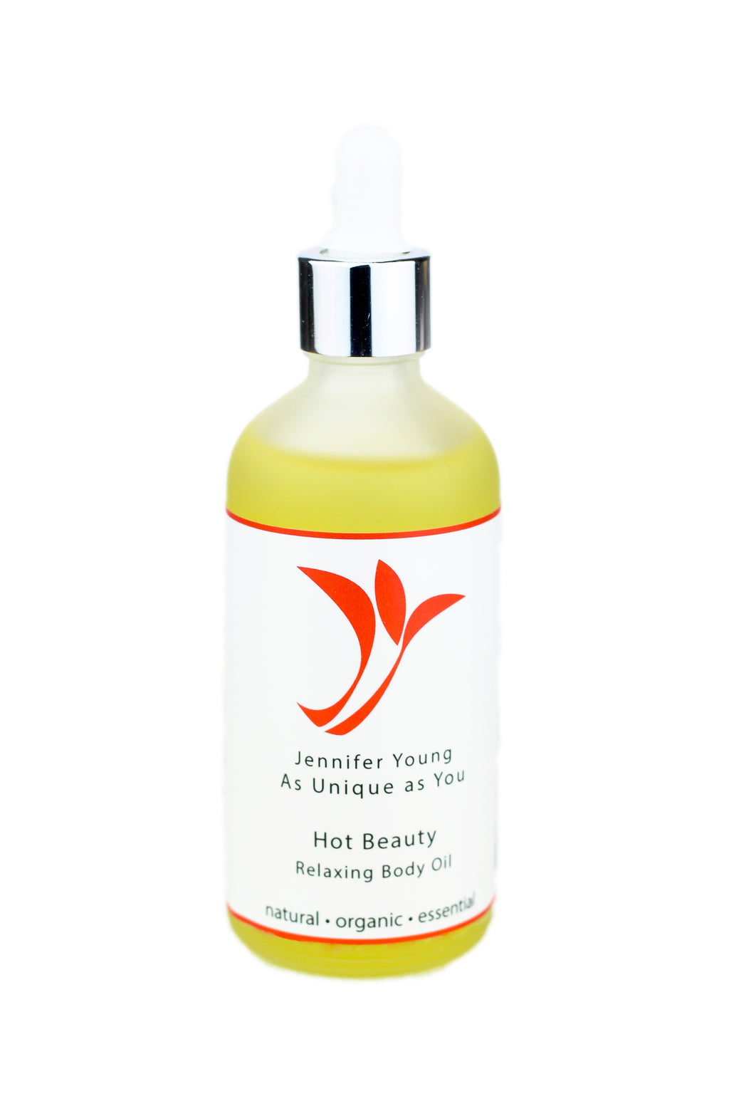 Hot Beauty by Jennifer Young - Body Oil (100g)