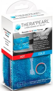 TheraPearl Warming or Cooling Back Wrap
