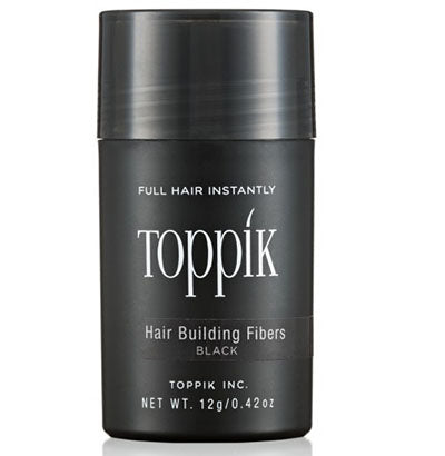 Toppik fibres are an easy, discreet and reliable way to make your hair look fuller and thicker after possible thinning from menopause.