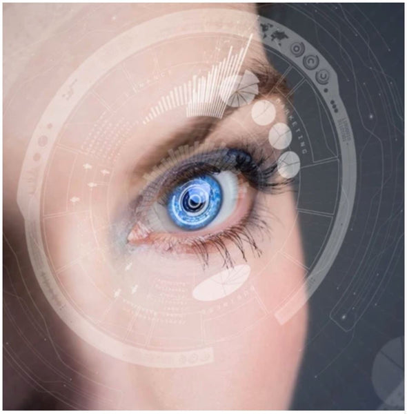 Tech Vision. Is Your Smartphone Ruining Your Eyesight?