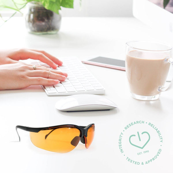 The Ultimate Blue Light Guide: Screens, Sleep, Glasses And Protection that Works!
