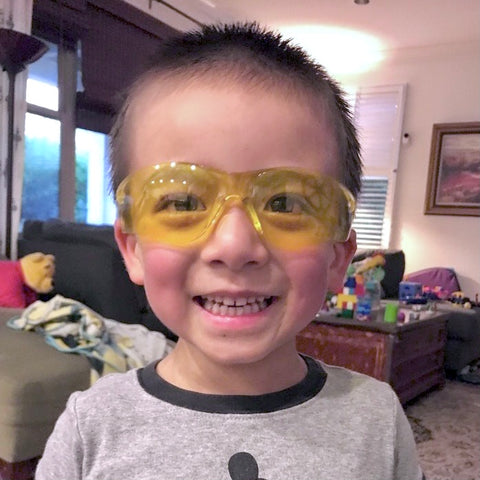 kids wrap around glasses