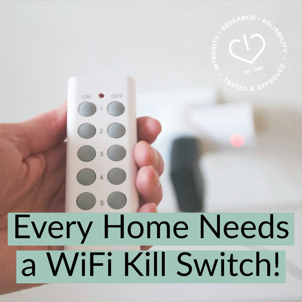 wifi switch safe distance