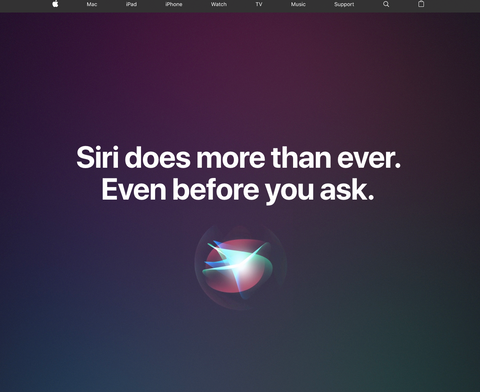 Apple and Siri listening