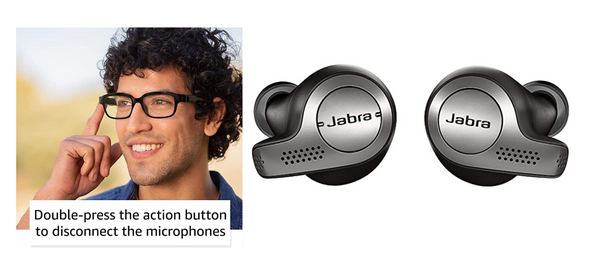 amazon frames and earbuds