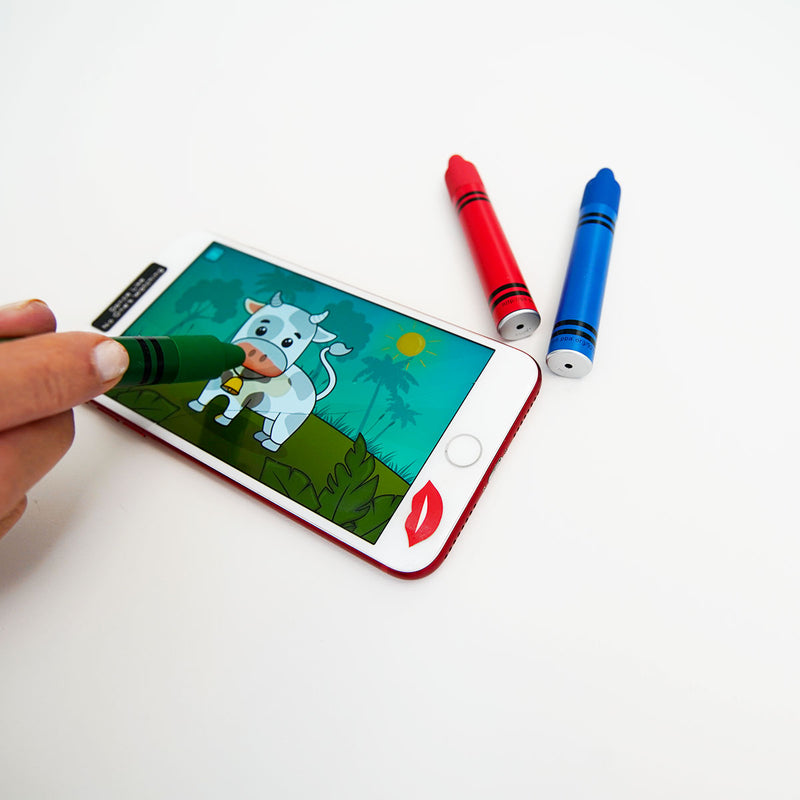 So Cute!  Fun Stylus for Kids With EMF Protection! Buy 3 Get One FREE