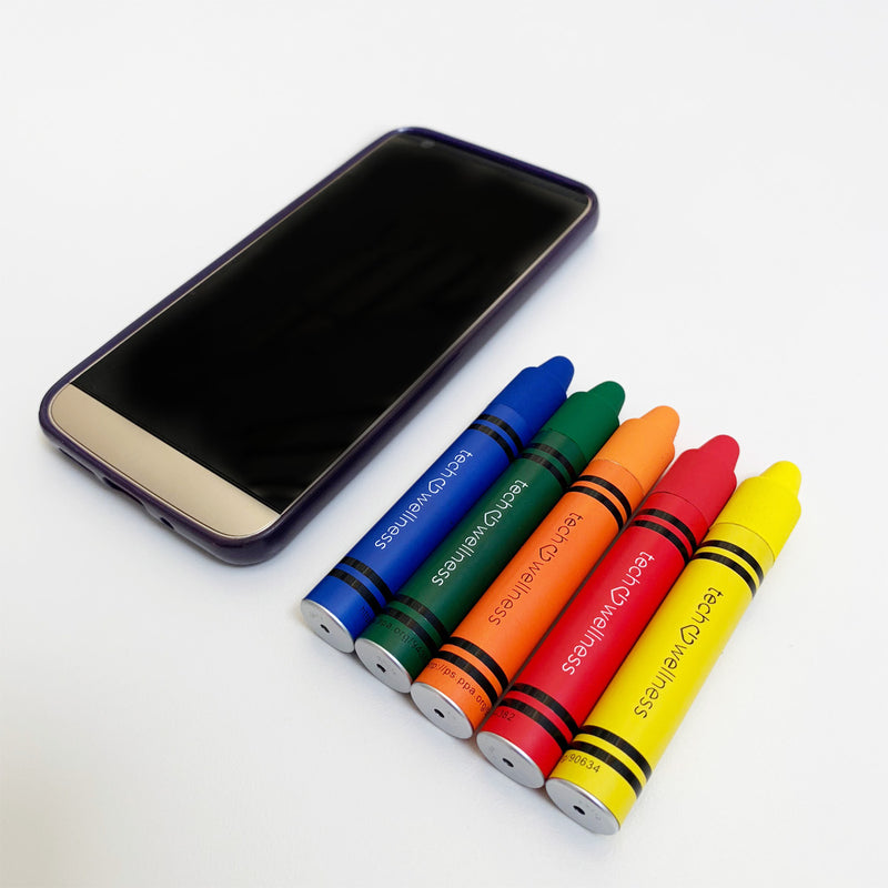 Best Stylus For Kids! Crayon Fun With EMF Protection!