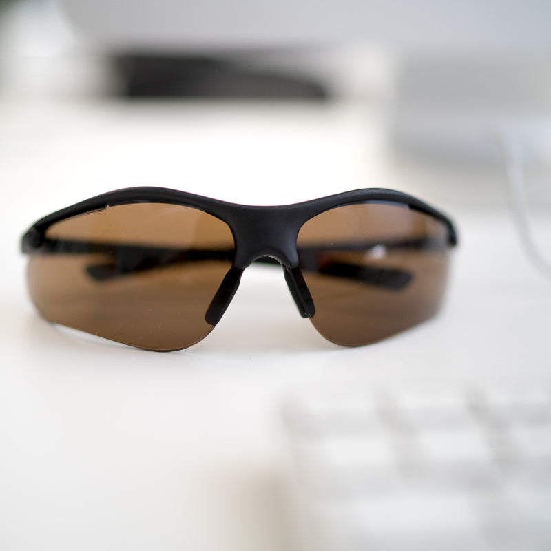 Best Blue Light Blocking Glasses For Sleep! These Coffee Lenses Block 96% of Harmful Screen Light