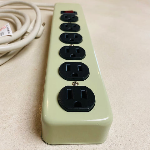 Grounded Power Strip