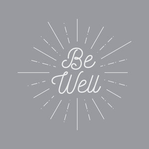 Be Well Cap Sleeve Tank Wellness Wear Tech Wellness