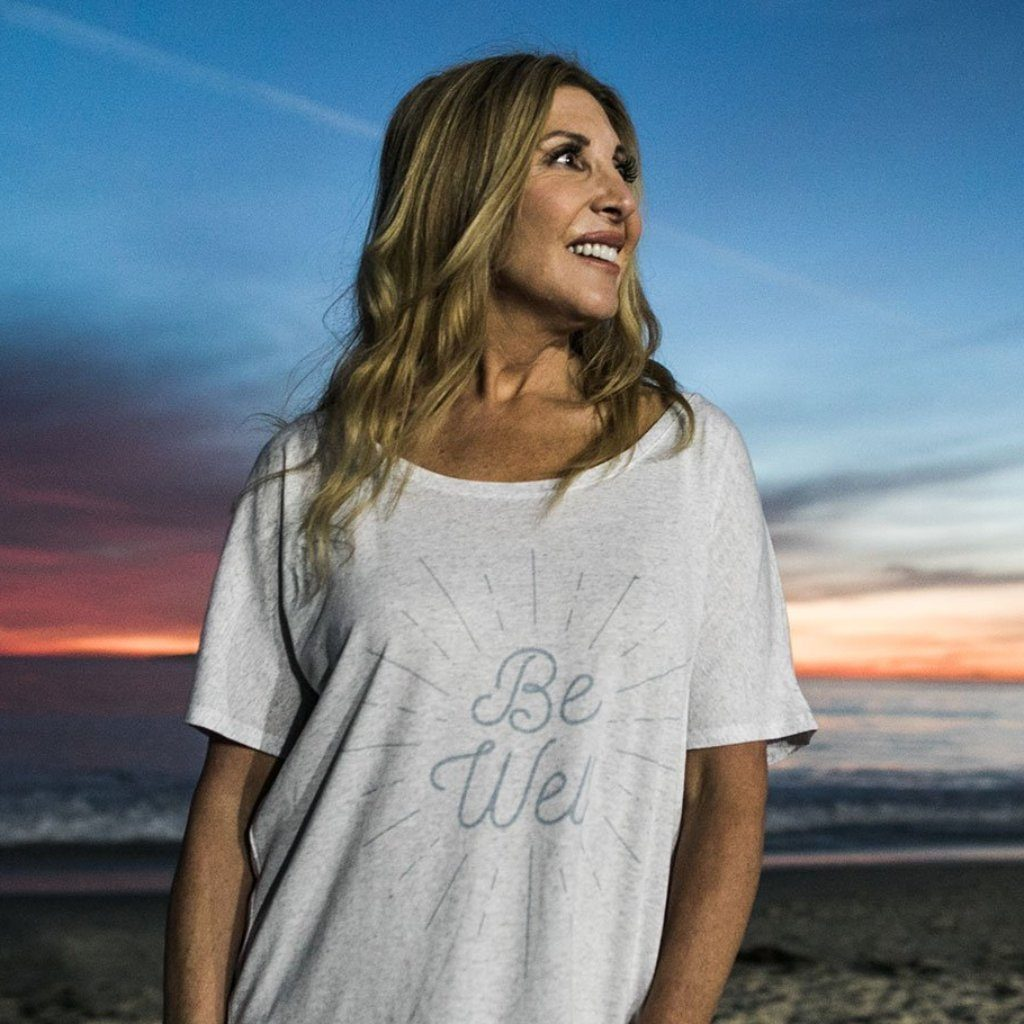 Be Well Flowy Tee Wellness Wear Tech Wellness Small
