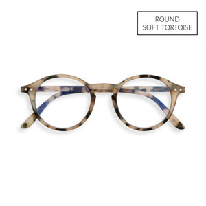 Best and Cutest Blue Light Blocking Glasses. They Really Work! Tech Wellness ROUND SOFT TORTOISE