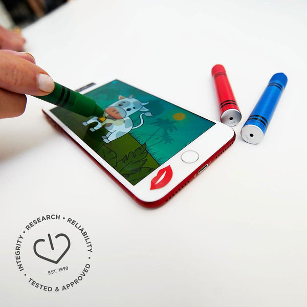 crayon stylus for kids