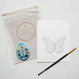 Bye Bye Brain Fog. Unplug and Recharge With Our Mindfulness Kits. Our Favorite Digital Dementia Fix mind Tech Wellness Watercolor Mindfulness Pack