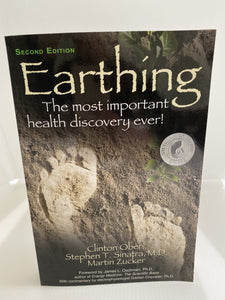Earthing, A Book About The Benefits of Grounding Tech Wellness