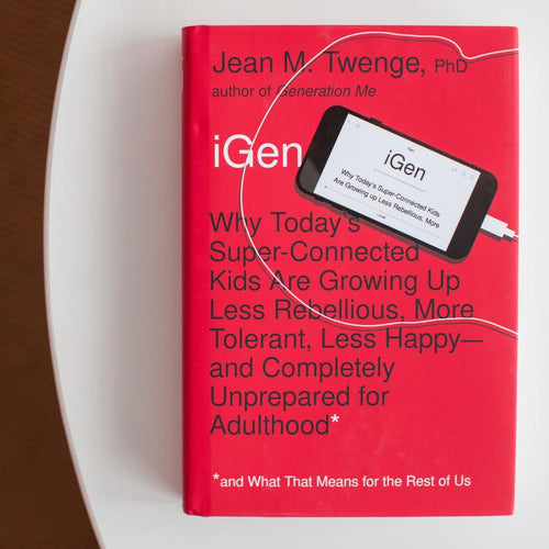 iGen by Jean Twenge Book vendor-unknown