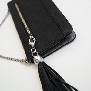Lovely Android or Google Crossbody or Wrist-Chain Phone Case Satchel Tech Wellness
