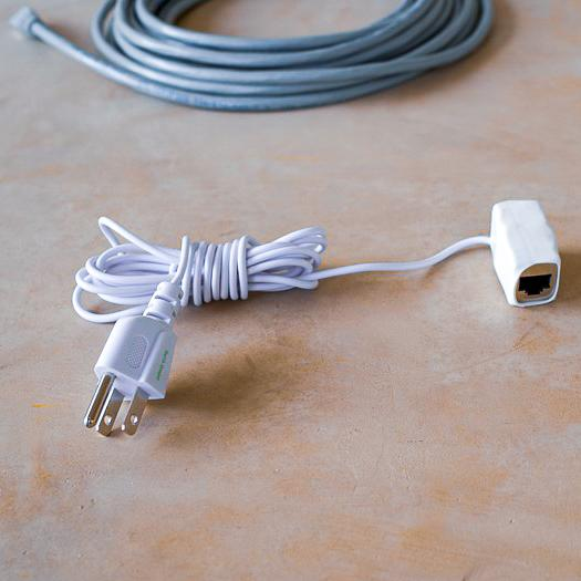 No Dirty Electricity! Use Grounded Ethernet Cables With This Grounding Ethernet Electircal Cord! Radiation Tech Wellness