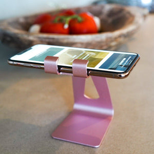 Our Best Smartphone Stand. Adjustable and so Pretty. The Tech Stand in Rose Gold or Black vendor-unknown