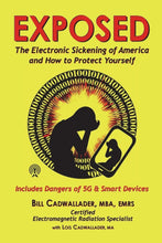 Stop Dirty Electricity! Exposed: The Electronic Sickening of America and How to Protect Yourself - Includes Dangers of 5G & Smart Devices Tech Wellness
