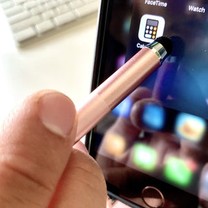 Stylus and Pen Together. Plus a Drawing Tip! Who Could Ask For More? stylus Tech Wellness
