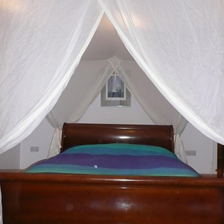The EMF Protection Bed Canopy Even Research Scientists Recommend for Sleep! Naturell vendor-unknown