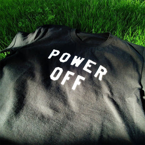Toddler Power Off T's Wellness Wear Tech Wellness