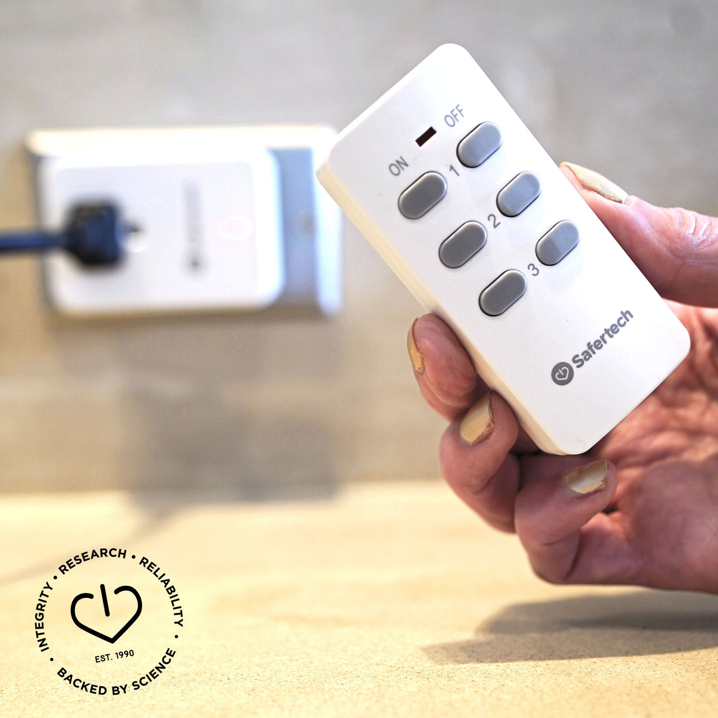 UNPLUG! Turn Off WiFi With Our Easy WiFi Kill Switch For Better Sleep and Calmer Days- Unplug! Radiation Tech Wellness