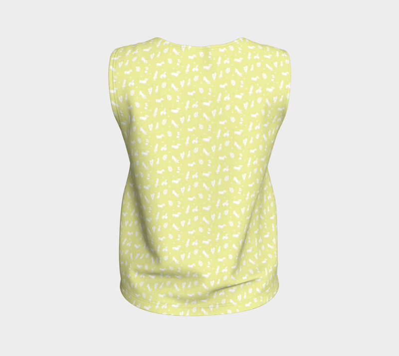 Sunny Weens Shell Top - Regular - Daring Dachshund