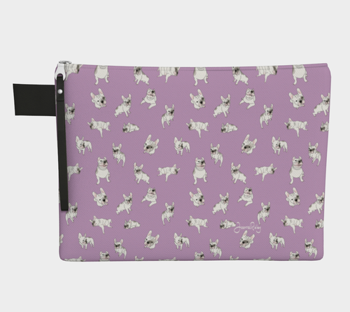 On the Go Bag - Flirty Frenchie