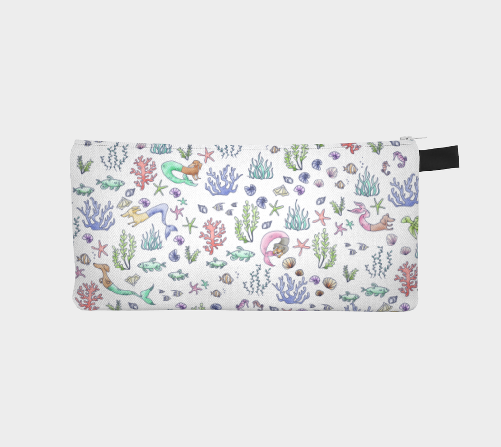 Daring Dachshund Under the Sea Dox Puppy Pouch