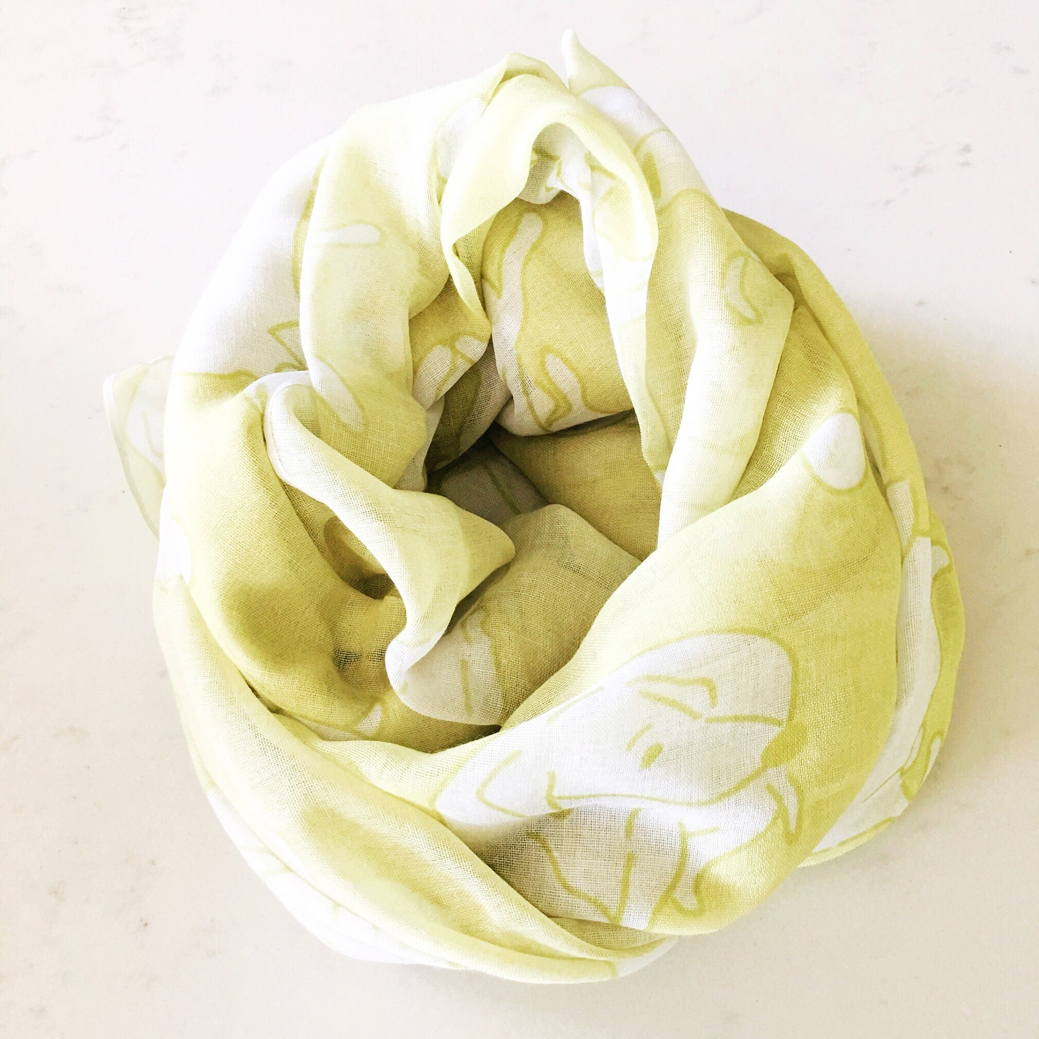 Airy Scarf - Sunny Weens
