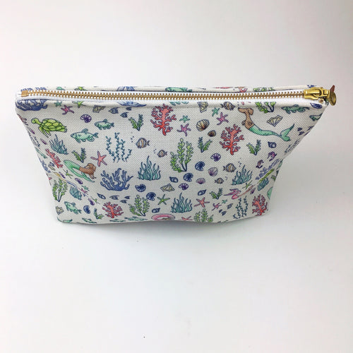 Cosmetic Bag - Under the Sea Dox