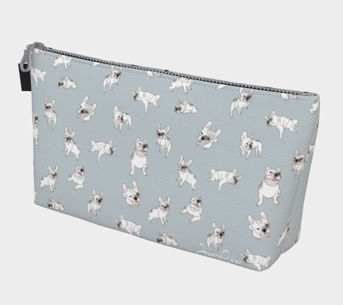 Travel Case - Fine Frenchie