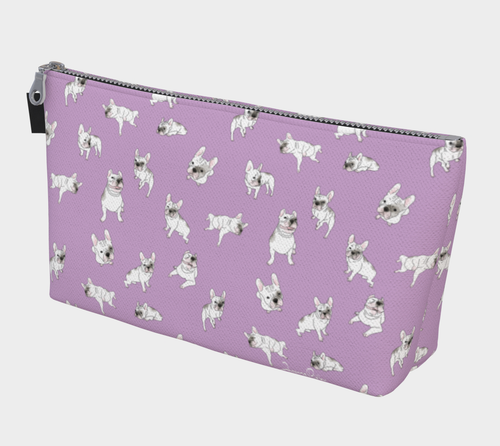 Travel Case - Flirty Frenchie