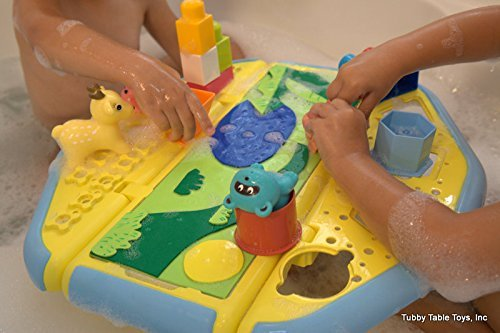 New Tubby Table Bathtime Toy