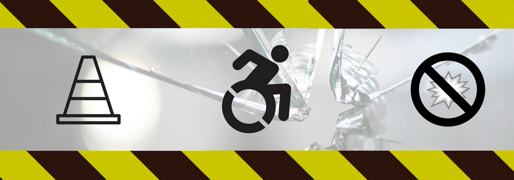 The Prevalence of Wheelchair Collisions