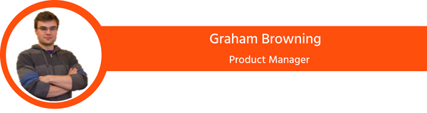 Graham Browning, Product Manager