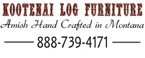 Kootenai Log Furniture