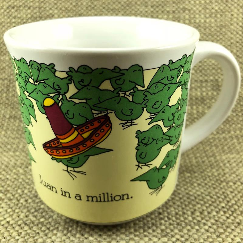Sandra Boynton Mugs are so much fun!