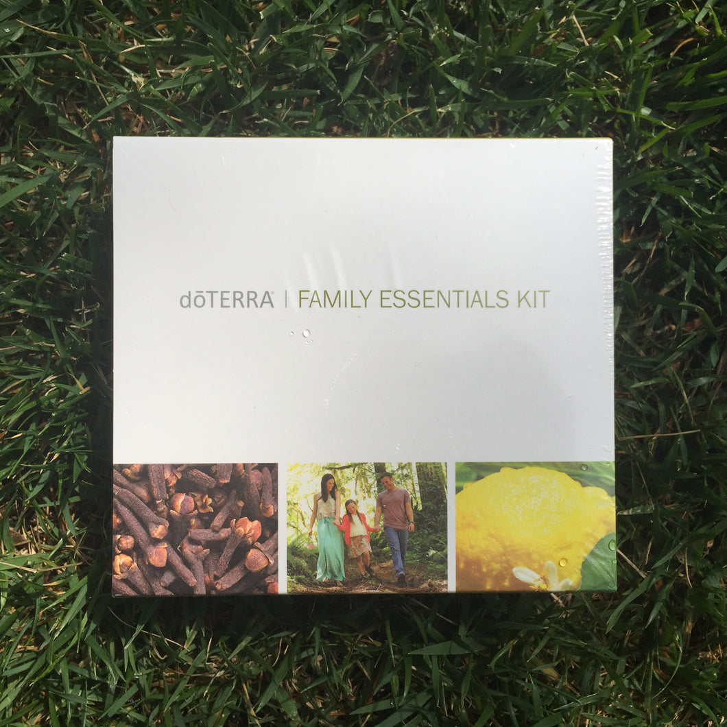 Family Essentials Kit set