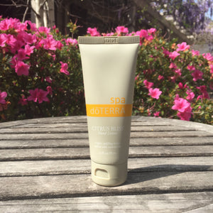 doTERRA SPA Citrus Bliss Hand Lotion