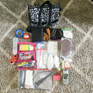What does this Parkland Professional Organizer keep in her bag?