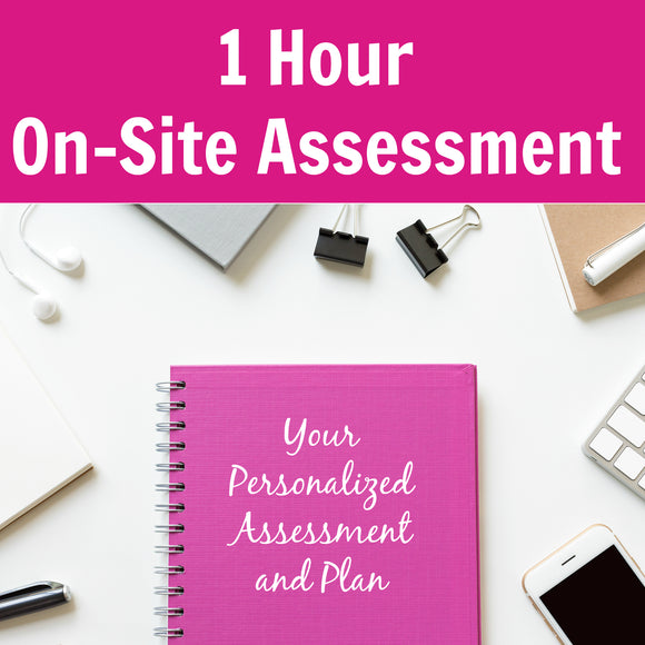 1 Hour Organizing Assessment