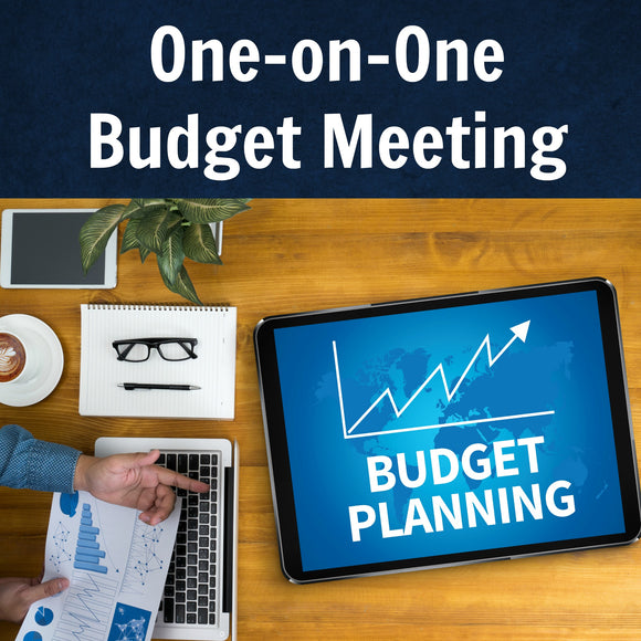 One-on-One Budget Meeting