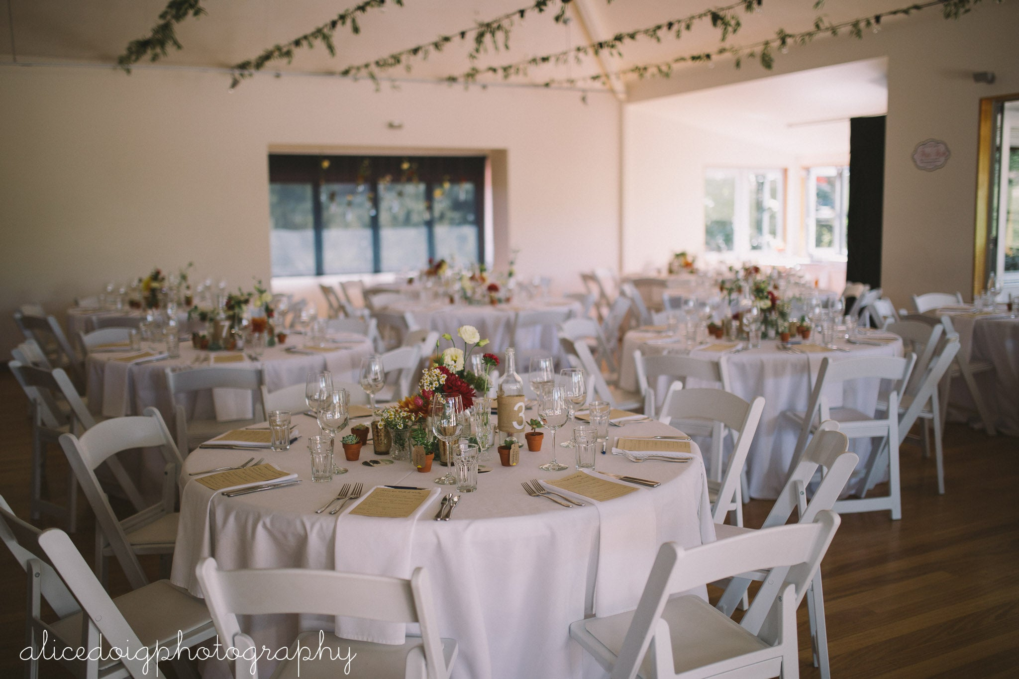 Tables - Round 1 5m – Waiheke Event Hire