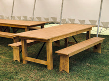 Tables - Wooden 2.4m