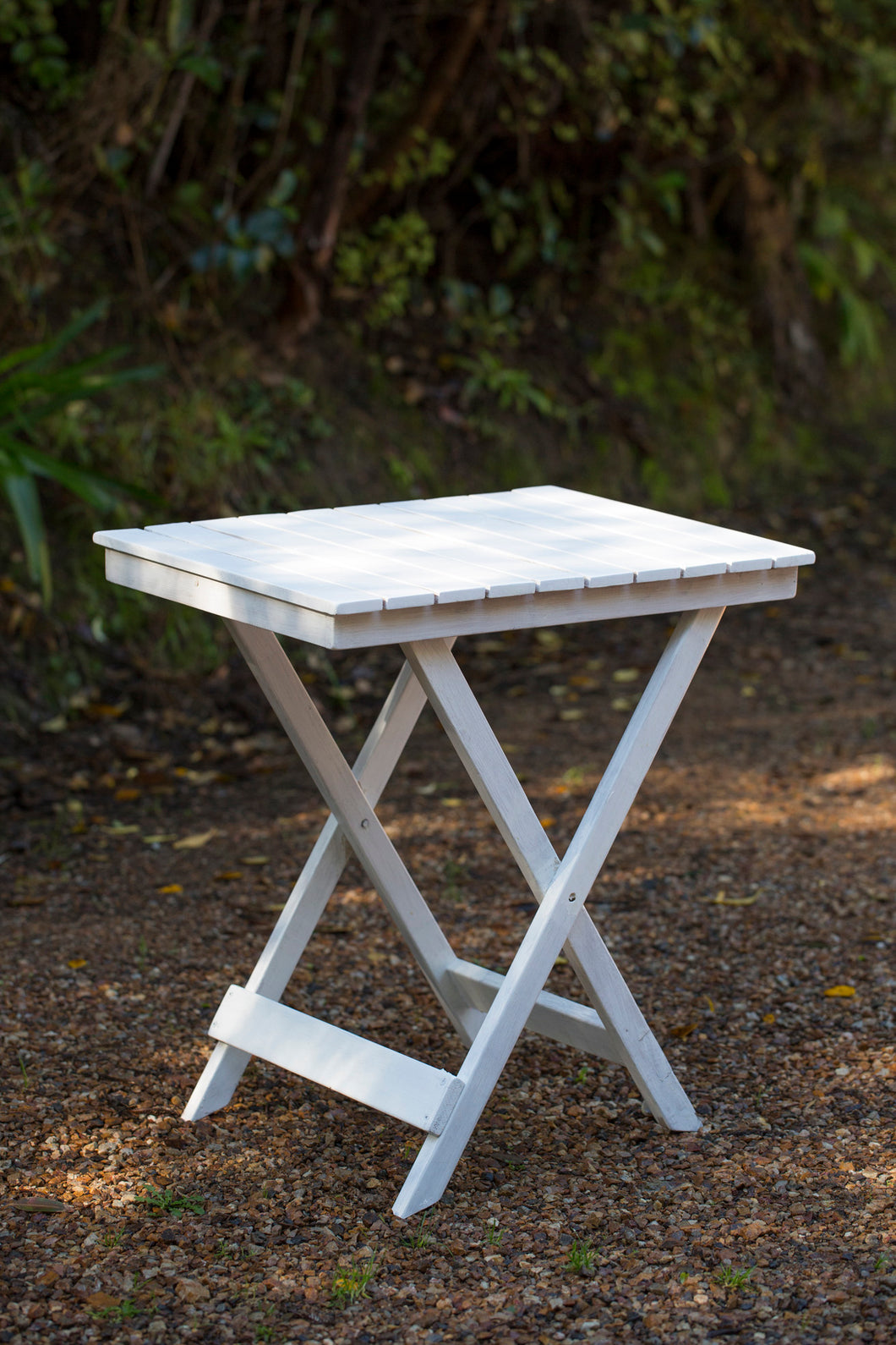 Signing Table - White